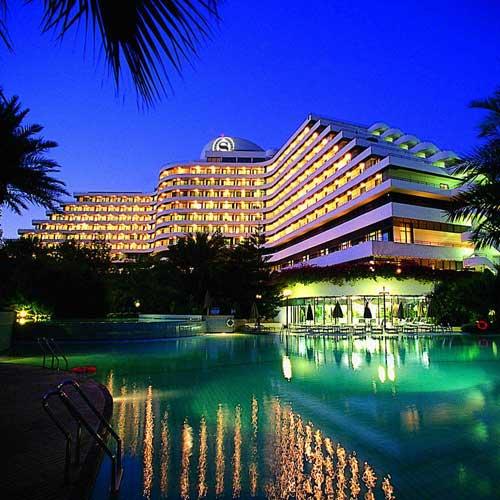 هتل های تور آنتالیا