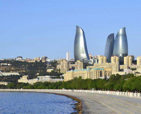جاذبه های گردشگری در تور باکو