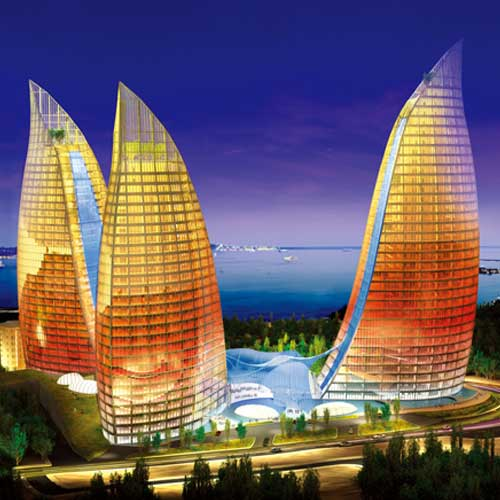 هتل های باکو