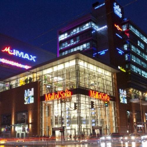 مراکز خرید بلغارستان