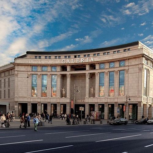 مراکز خرید در تور سن پترزبورگ
