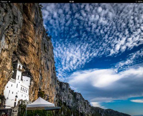 جاذبه های گردشگری در تور مونته نگرو