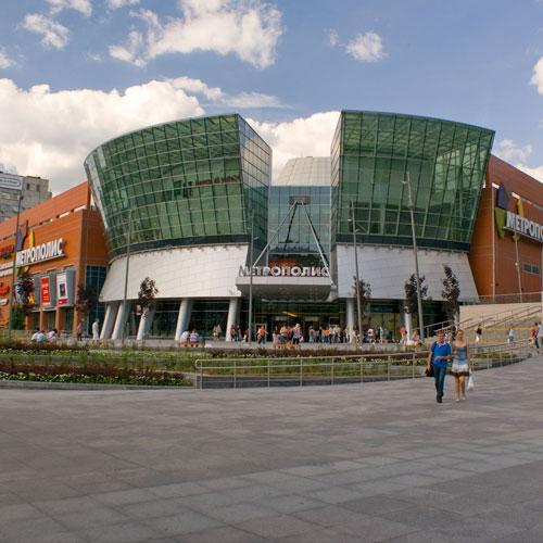 مراکز خرید در تور روسیه مسکو