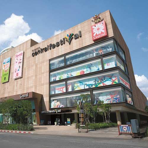 مراکز خرید در تور پاتایا