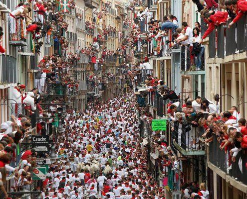جاذبه های گردشگرس در تور اسپانیا