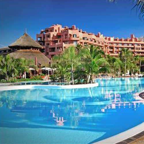 هتلهای اسپانیا