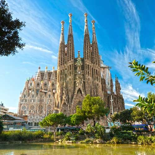 جاذبه های گردشگری در تور اسپانیا