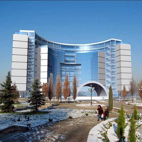 هتل های اکراین