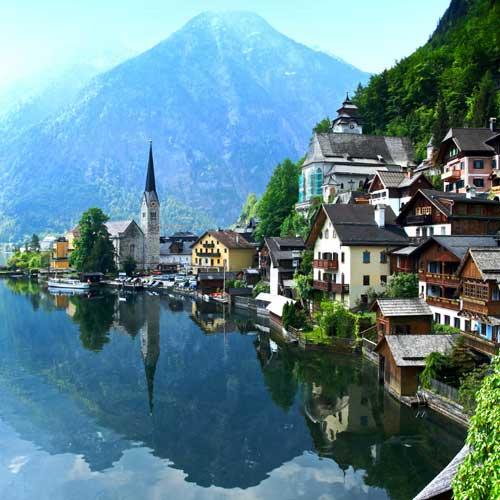 جاذبه های گردشگری تور اتریش
