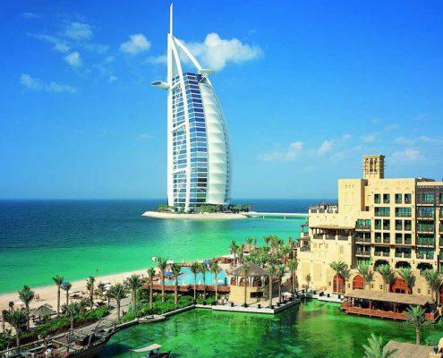 جاذبه های گردشگری در تور دبی