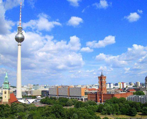 جاذبه های گردشگری در تور آلمان
