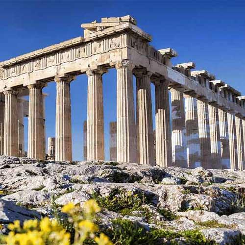 جاذبه های گردشگری در تور یونان