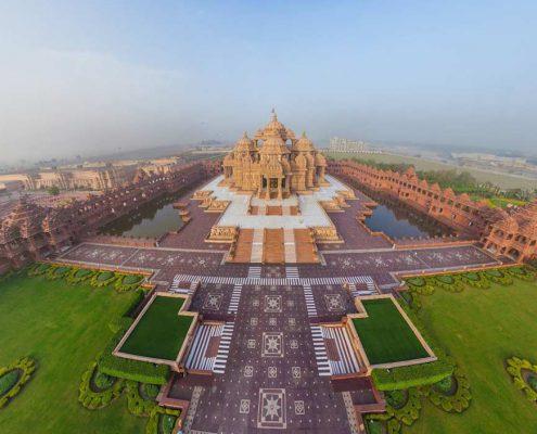 جاذبه های گردشگری در تور هند