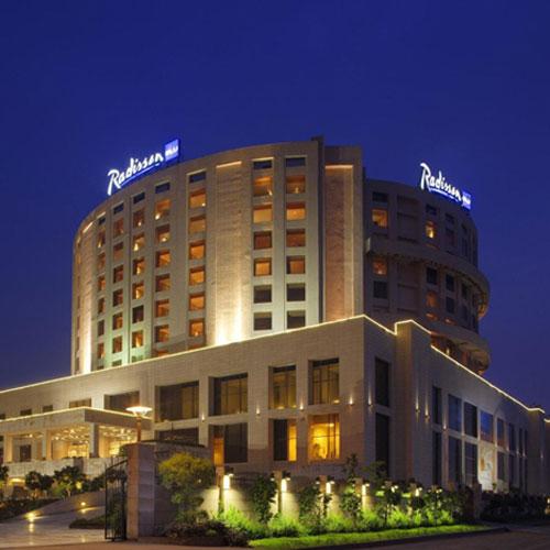 هتل های هند