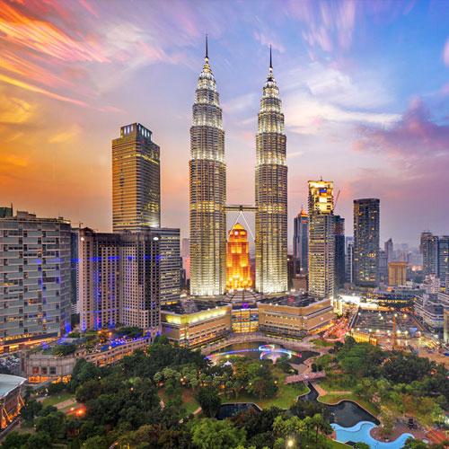 جاذبه های گردشگری در تور کوالالامپور