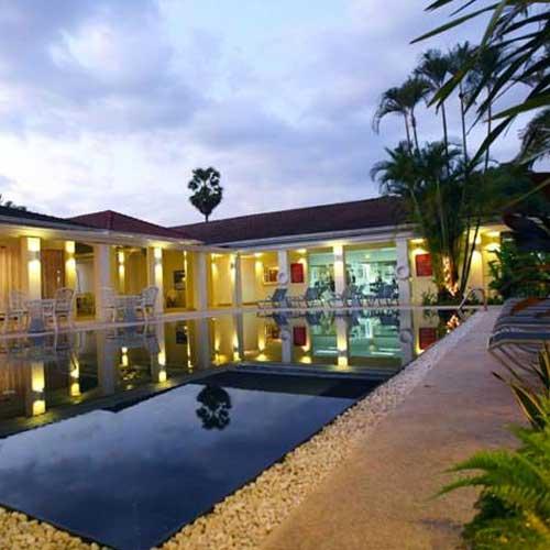هتل های لائوس