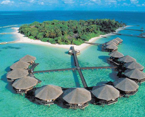 جاذبه های گردشگری در تور مالدیو