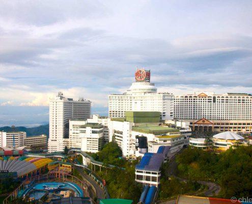 جاذبه های گردشگری در تور مالزی