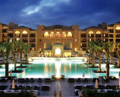 جاذبه های گردشگری در تور مراکش