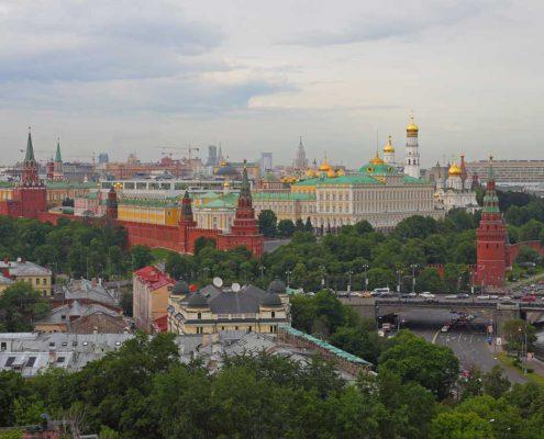 جاذبه های گردشگری در تور مسکو
