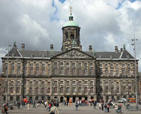 جاذبه های گردشگری در تور هلند
