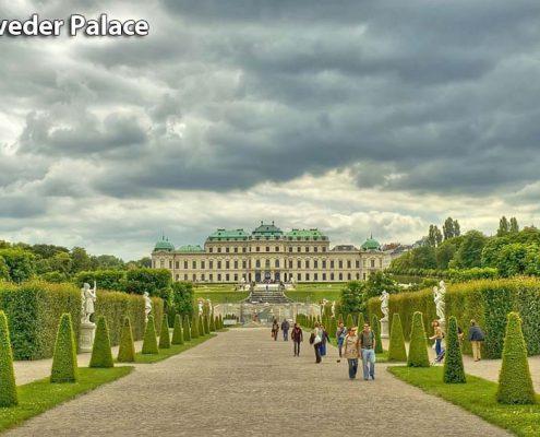 جاذبه های گردشگری در تور اتریش