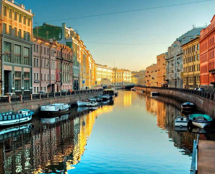 جاذبه های گردشگری در تور روسیه