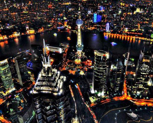 جاذبه های گردشگری در تور شانگهای