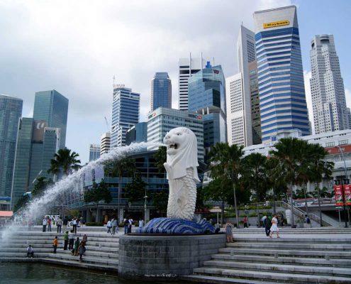 جاذبه های گردشگری در تور سنگاپور