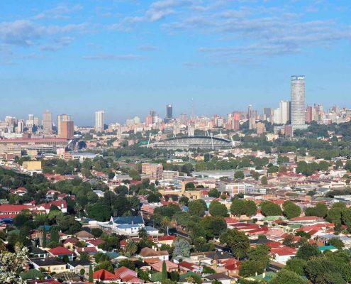 جاذبه های گردشگری در تور آفریقای جنوبی