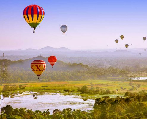 جاذبه های گردشگری در تور سریلانکا