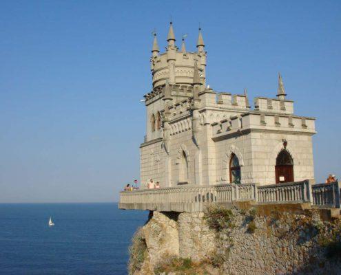جاذبه های گردشگری در تور اکراین