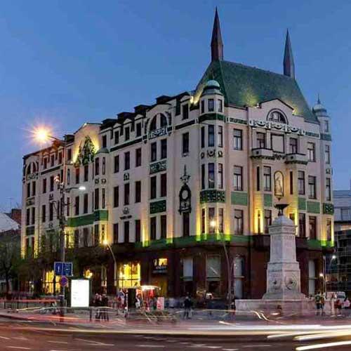 هتلهای بلگراد