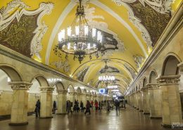 جاذبه های گردشگری و دیدنیهای روسیه