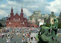 جاذبه های گردشگری و دیدنیهای مسکو