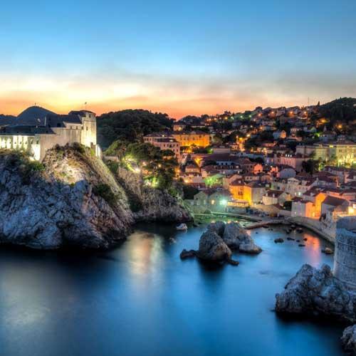 جاذبه های گردشگری در تور کرواسی