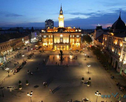 خاذبه های گردشگری صربستان